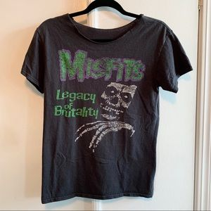 Misfits Legacy of Brutality Shirt